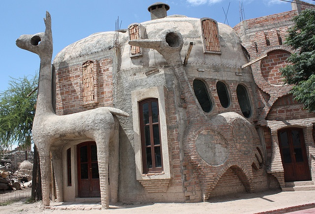 Building in Salta, a city located in the Lerma Valley, at 1,152 metres above sea level in the north west part of Argentina and it is also the name for the capital city of the Salta Province.