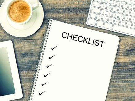 A complete checklist for social media managers. Although we know this social media checklist is not a one-size-fits-all list, it's a good starting point for those who are trying to figure out how often they should perform all of their social marketing activities.