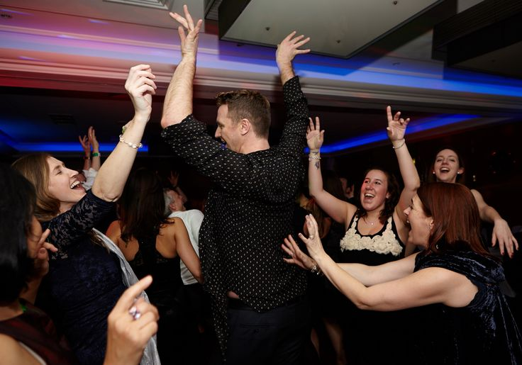 Best Christmas party of 2014 with DJ Charlie at Rembrandt Hotel Knightsbridge.