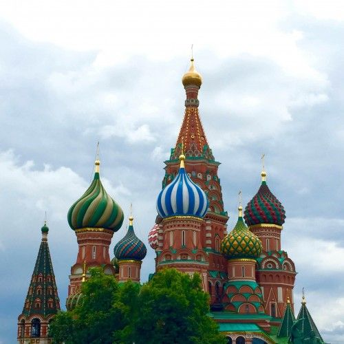 Grant K. Gibson's Russia Guide