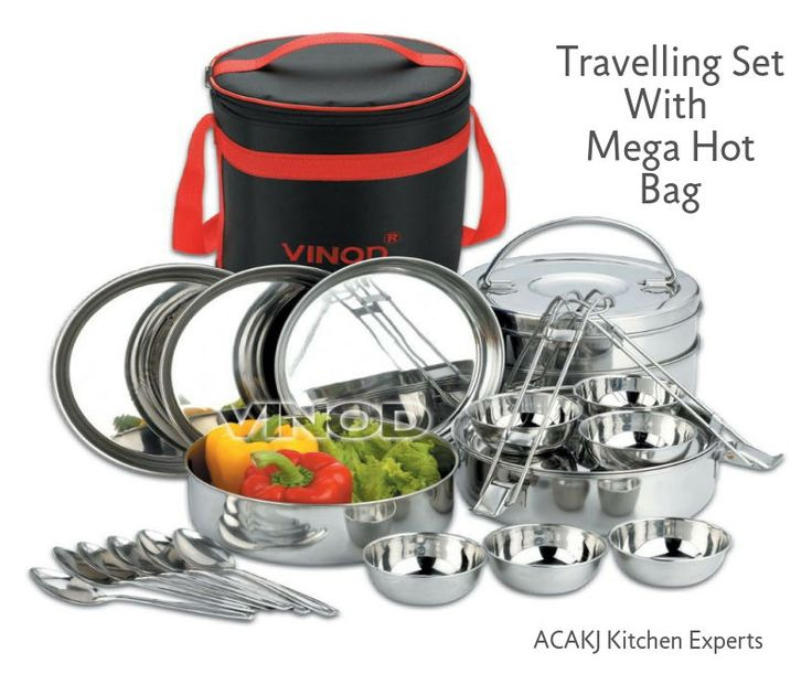 Cheap Shop Online Travelling Set With Mega Hot Bag At Acakj Kitchen Experts  Http With The Kitchen Experts