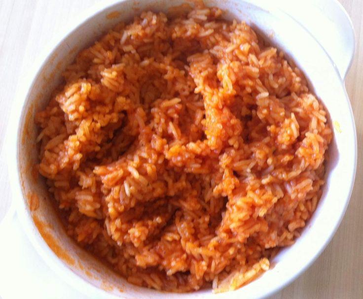 Rezept Tomatenreis - super lecker von Thermosumsi - Rezept der Kategorie Beilagen