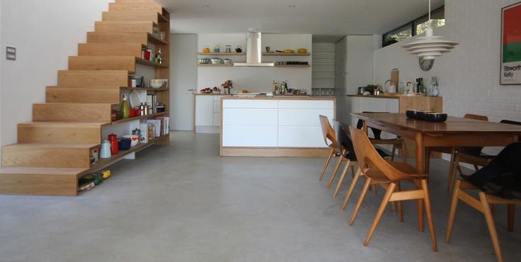 Corkellis House by interior designer Kathryn Tyler