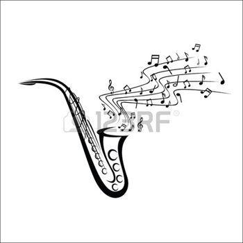 Fabuleux Les 25 meilleures idées de la catégorie Dessins de musique sur  WA76