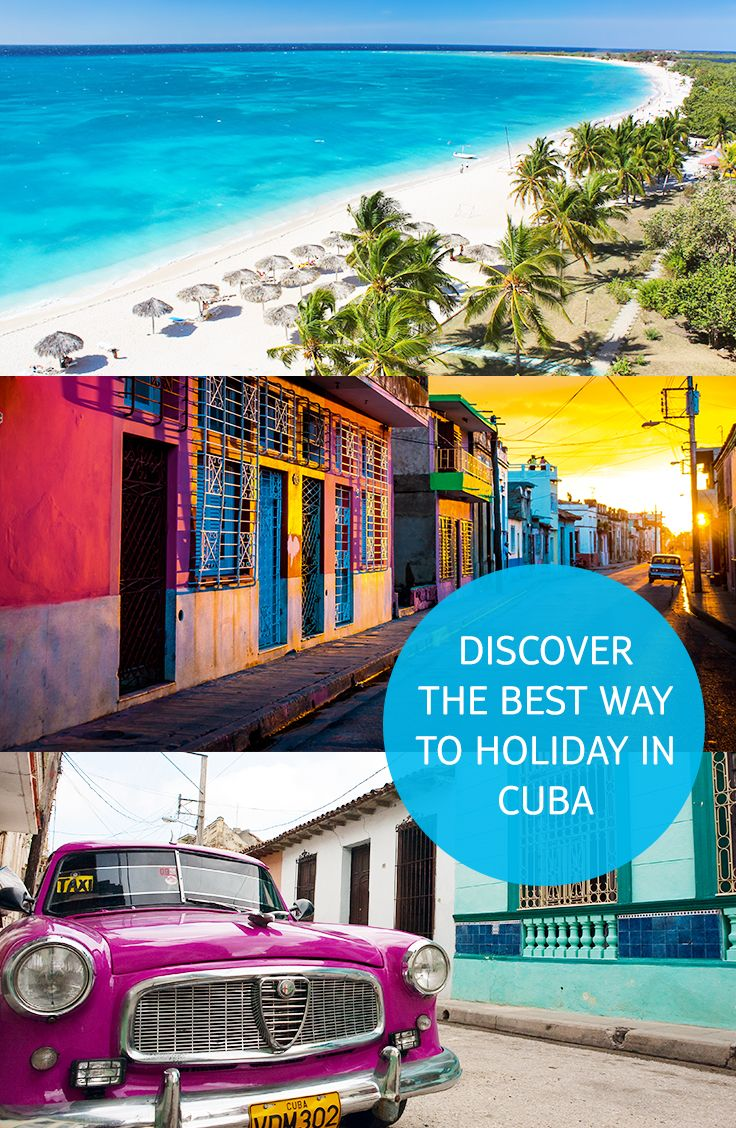 Beach holiday or city break? You can have both in Cuba with Thomson. Spend half your time relaxing on the island of Cayo Santa Maria, and the other half rum tasting and roaming around the capital, Havana.