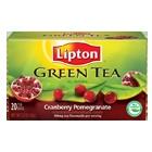 Lipton® Green Tea cherry pomegranate