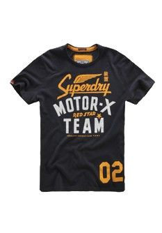 SuperDry t-shirt...we luv
