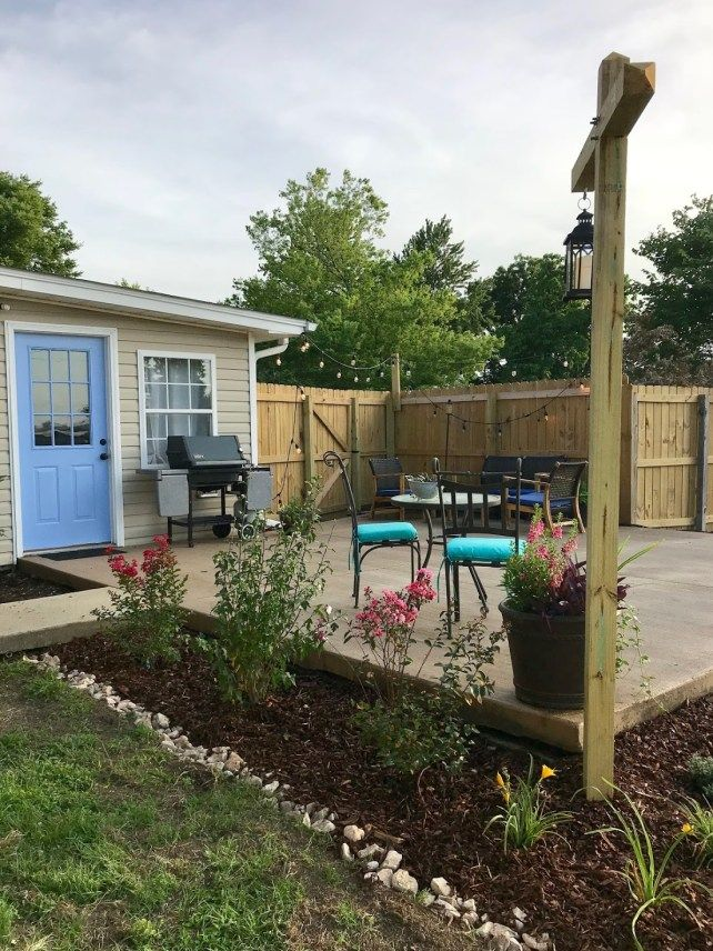 The Myrick Cottage Patio Reveal Awesome Bloggers to Follow