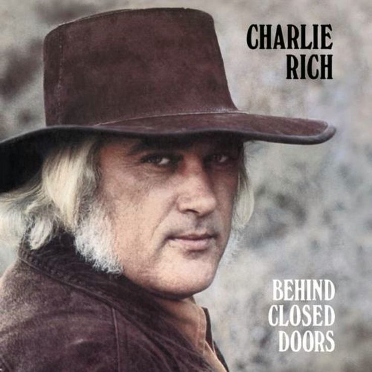 Charlie Rich Behind Closed Doors - vinyl LP
