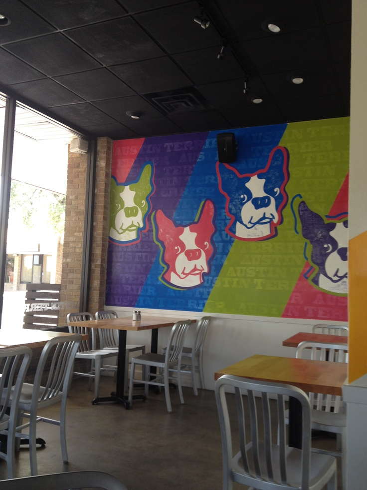 157 best bt for Austin mural wall