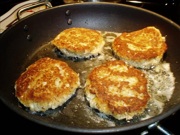 ... Loved them! Note: Broil each side about 8-10 min. Maryland Crab Cakes