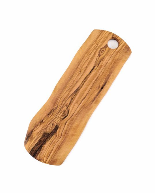 Olive tree cutting board