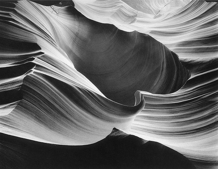 Bruce Barnbaum, Hollows and Points, Peach Canyon