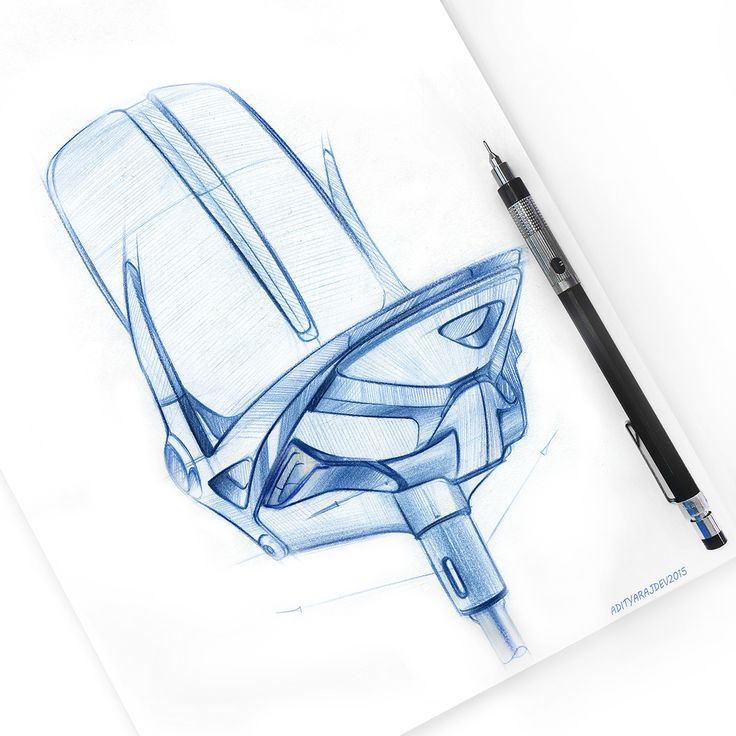 product design - sketches & renders by adityaraj dev