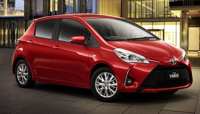 used toyota yaris for sale in johannesburg