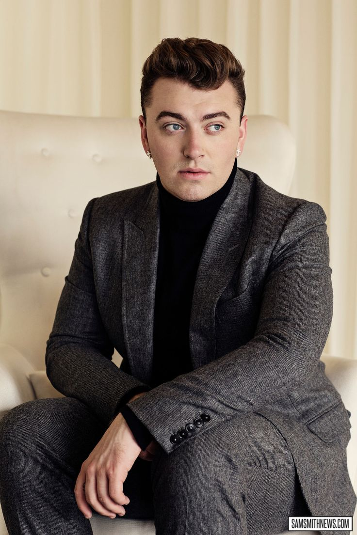 Handsome Sam Smith