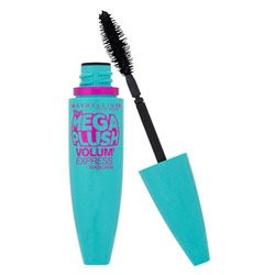 Maybelline Volum' Express The Mega Plush Mascara $19.95. I'm a big fan of Maybelline mascaras and this one has lived up to all my expectations. It's a gel-based mascara and I believe first of its kind. 40% less hard waxes than regular mascara so lashes are not brittle or flaky and it has amazing staying power.