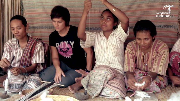 Wet Traveler Project - Kemenpar South Nusa Tenggara Timur