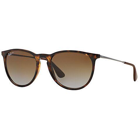 Buy Ray-Ban RB4171 Erika Polarised Sunglasses Online at johnlewis.com