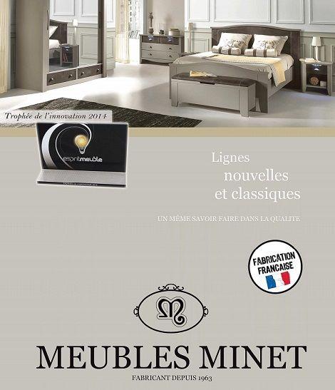 Minet Folder 2015 klassieke meubelen,hout,made in France,theo bot
