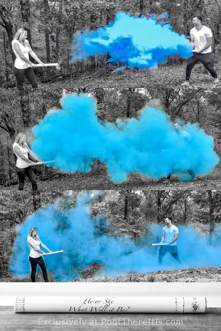 It S A Boy Gender Reveal Powder Cannons By Tori Jon Blue Powder Cannons Gender Reveal I Simple Gender Reveal Baby Gender Reveal Baby Shower Gender Reveal