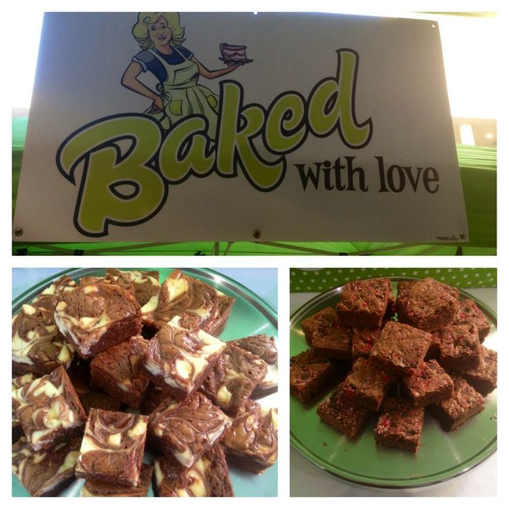 Baked with love, delicious treats to delight the family, available every Saturday at Marina Mirage Farmers Markets.