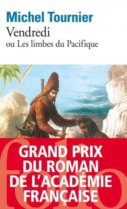 #VendrediLecture de @Ludio_tw : Vendredi ou les Limbes du Pacifique en Hommage a Michel Tournier
