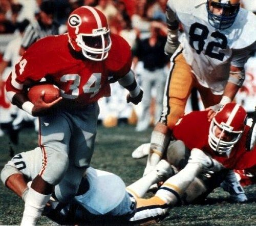 Top 10 Running Backs in College Football History