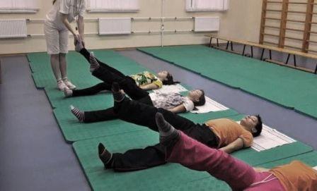 Лучшая гимнастика от геморроя #геморрой