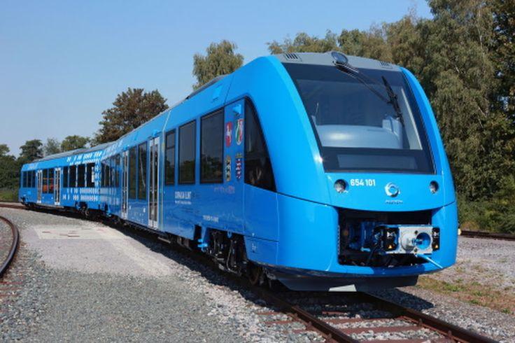 Eisenbahn-Kurier – Vorbild und Modell - LNVG: Neue Brennstoffzellen-Triebwagen von Alstom