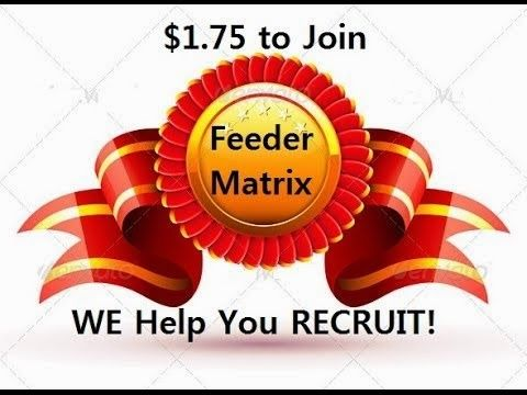 The Feeder Matrixs: Don't Join Feeder Matrixs till you read this!!!!