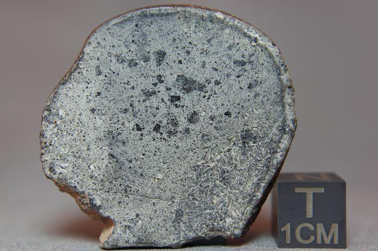 NWA 8675 HED Ecurite Achondrite Meteorite from asteroid Vesta