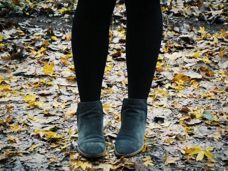The Dolce Vita Tessey Boots / The Gem Agenda Blog