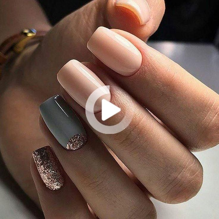 42 ongles rose classique rose que vous aimerez essayer en