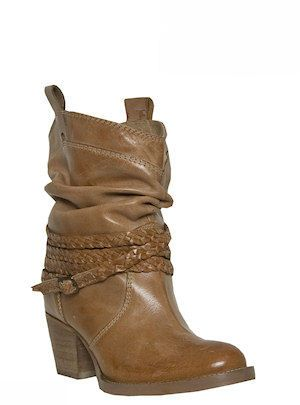 DINGO BOOTS Adobe Rose Leather Side Zipper w/Star & Moon Underlay DI692 Womens Light Brown Distressed