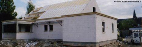 Construction : entre béton et monomur   Architecture et construction   Scoop.it
