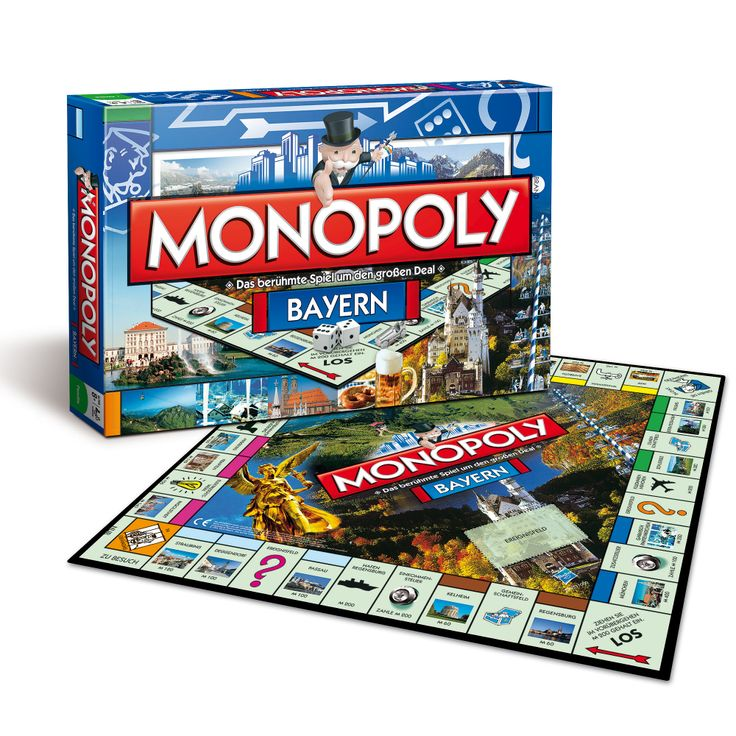 Monopoly Bayern München