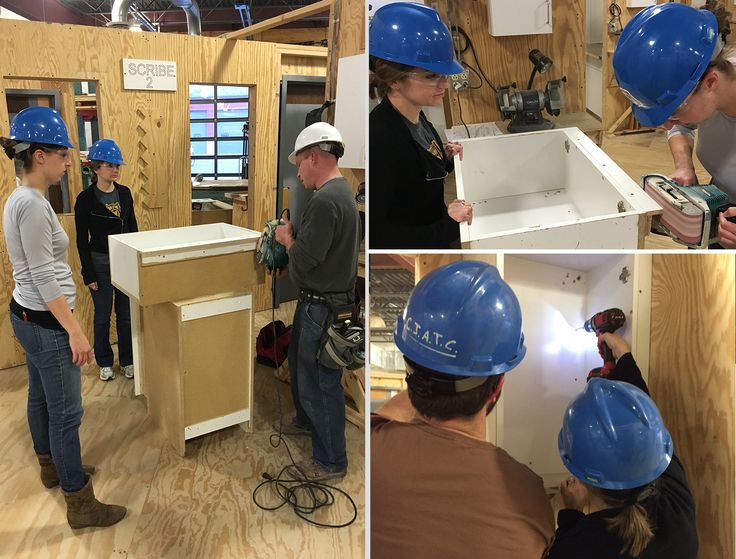 Lainey Phillips attended the Casework Evening Hands-On Carpenter's Course hosted by the Keystone + Mountains + Lakes Carpenters Training Center. Several instructors from the Carpenters Union volunteer their time to host these evening courses for young architects giving hands on experience with different aspects of construction including topics such as wood framing, metal framing, drywall, etc.