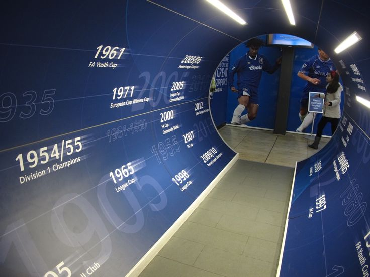 Image result for chelsea football club museum