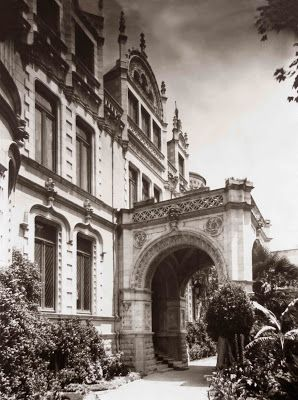 Grandes casas de México: La casa de don Guillermo De Landa y Escandón