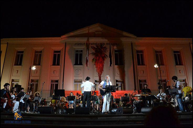 Orchestra Multietnica di Arezzo con Shel Shapiro - Festival Orientoccidente 2014