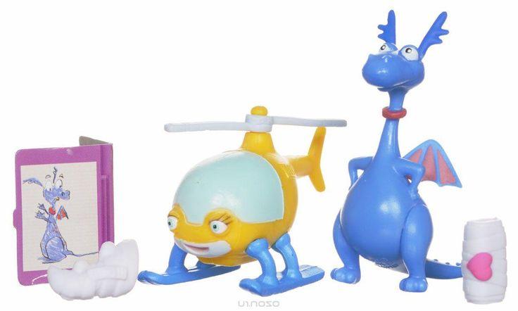 Игровой набор Disney Друзья Дотти: Стаффи и Ронда-спасатель, 5 предметов