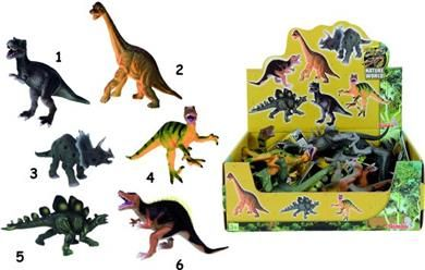 Simba Nature World Δεινόσαυρος-6 Σχέδια (104347077) | Moustakastoys.gr