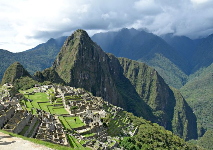 Taking kids to Machu Picchu - yes you can!