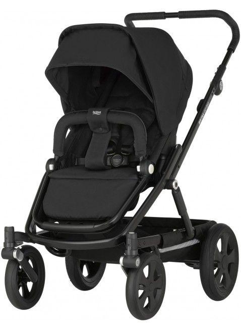 Britax Go Big Kinderwagen Buggy Cosmos Black - Kleine Fabriek. Mehr Infos auf https://www.kleinefabriek.com/.