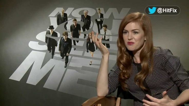 'Now You See Me' - Isla Fisher & Dave Franco