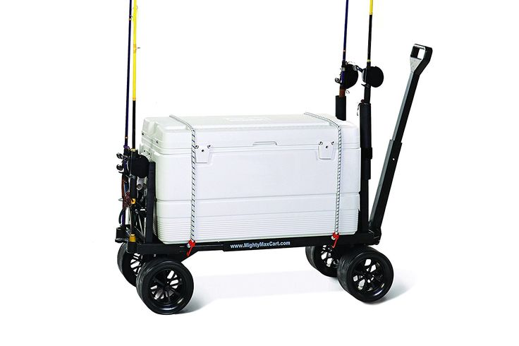 Mighty Max Cart SU600D Sports Fishing and Utility Cart -- Check out this great product.