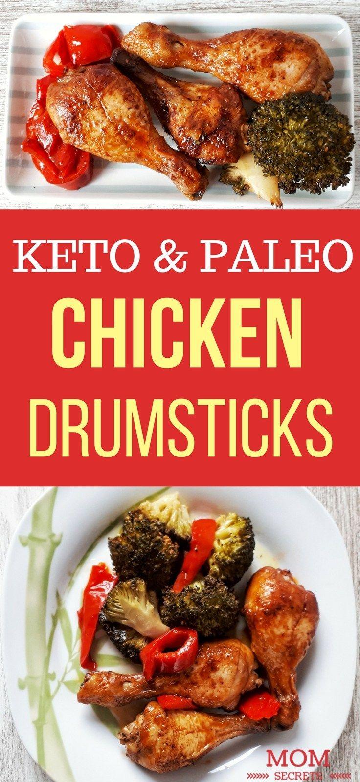 Keto Chicken Legs Recipe Food Recipes Drumstick Recipes