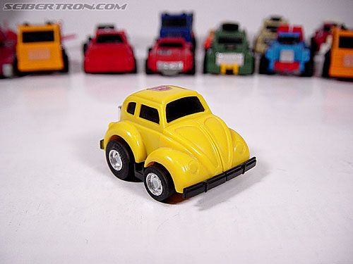 Hands down, the best toy I ever had. Bumblebee