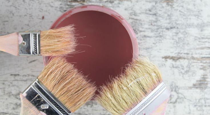 La peinture suédoise : une recette maison simple et bon marché pour fabriquer sa peinture écologique en deux temps trois mouvements.